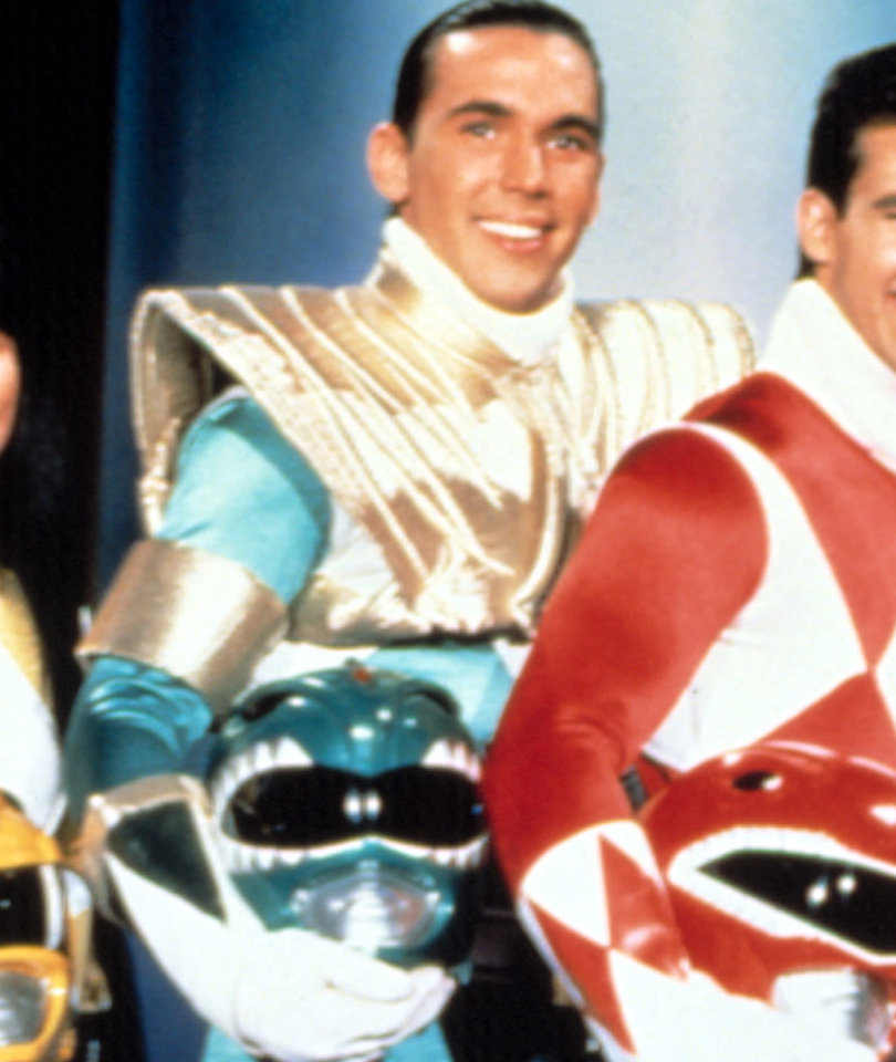Original Green Ranger Actor Was Booted From 'Power Rangers' Premiere Screening