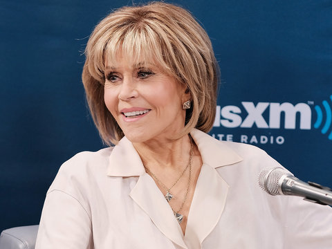 Jane Fonda on Trump and Politics: 'Nobody Should Run for President Unless They've Passed…