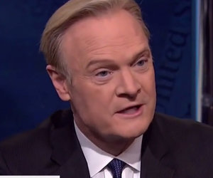 Lawrence O'Donnell Blasts Trump as 'Laziest, Most Ignorant President in…