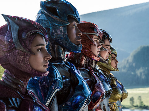 12 WTF Questions About the 'Power Rangers' Reboot