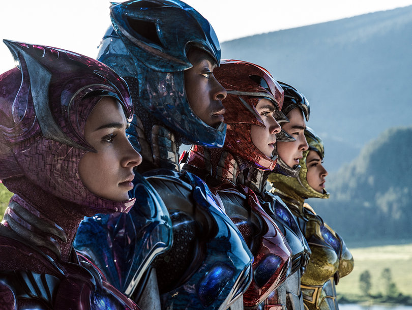 12 WTF 'Power Rangers' Questions -- From Rita Repulsa's Origin to Her Golden Digestive System