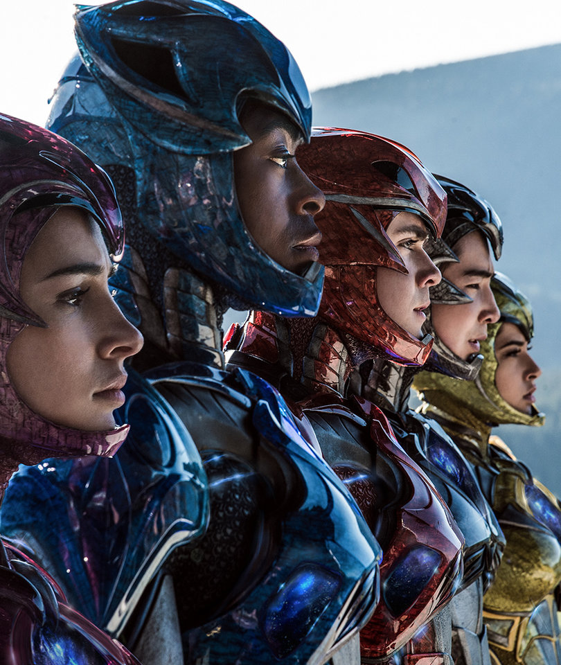 12 WTF 'Power Rangers' Questions -- From Rita Repulsa's Origin to Her Golden…