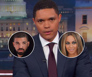 What Trevor Noah Thinks Trump, GOP Could Learn From Beyonce and Drake (Video)