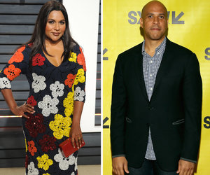 The Internet Is Gushing Over This Mindy Kaling and Sen. Cory Booker Exchange