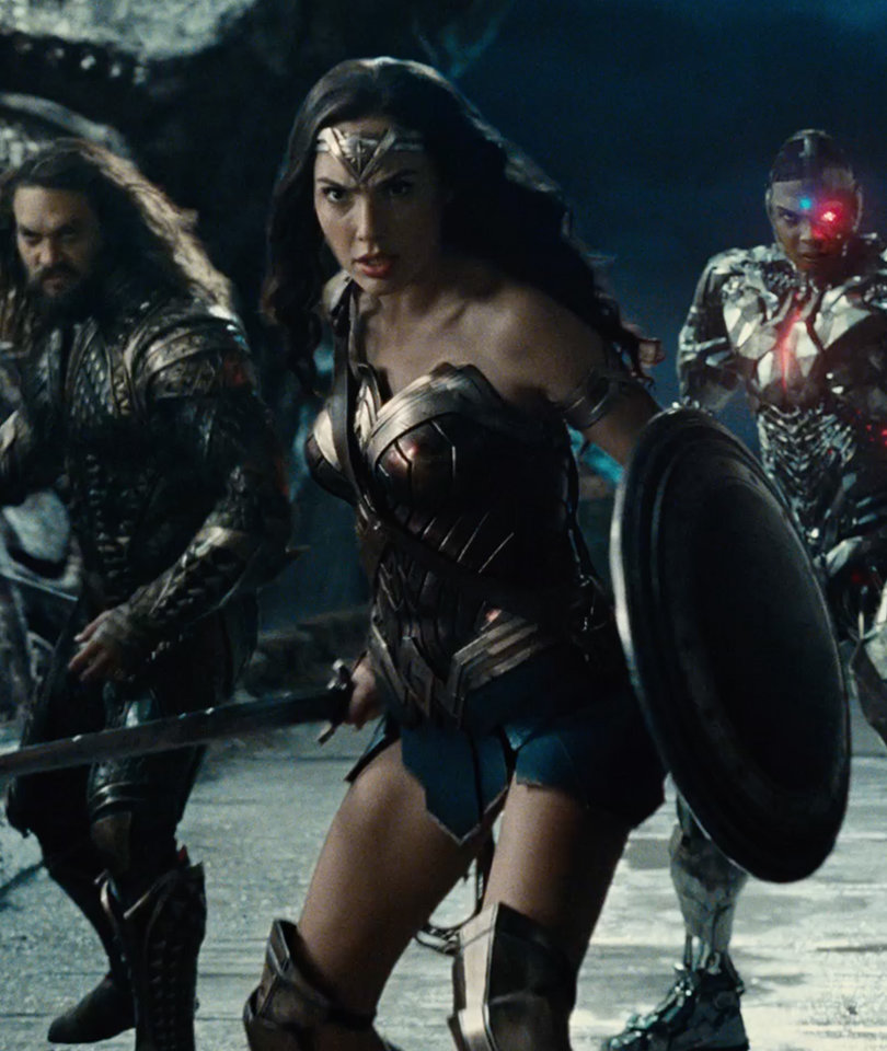 DC Superheroes Unite for First 'Justice League' Trailer (Video)