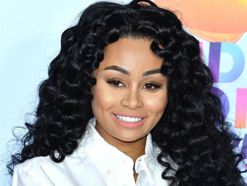 Blac Chyna is Only 11 Pounds Away From Her Goal Weight (Video)