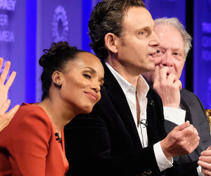 'Scandal' at PaleyFest: A Kerry Washington Treasured Baby Moment, A Funeral And…