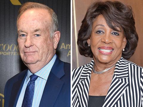 Sophia Bush Slams Bill O'Reilly As 'Racist, Misogynistic A-hole' for Mocking Maxine…