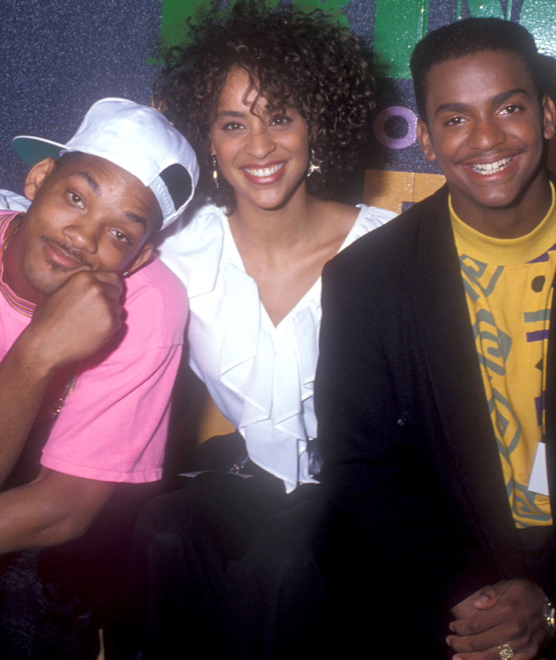 See 'Fresh Prince' Cast Chillin' Out, Maxin', Relaxin' All Cool In Reunion Photo