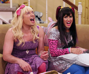 'Ew!' Demi Lovato Joins Jimmy Fallon for Pillow Make-Out Session on 'Tonight…