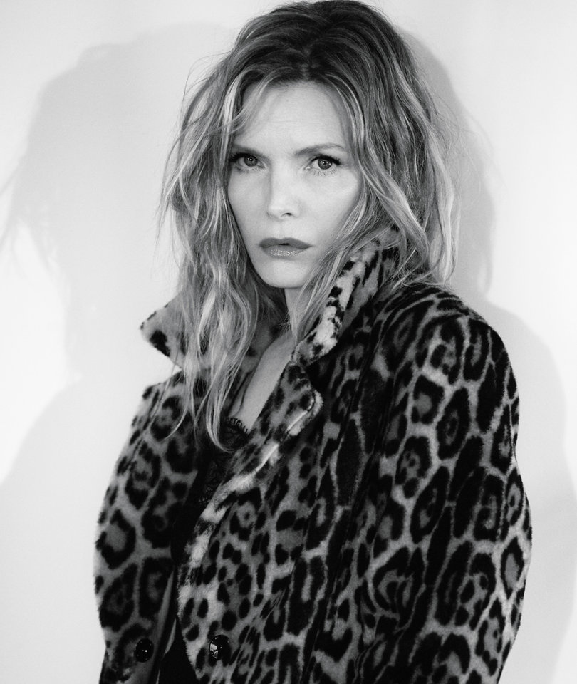 Michelle Pfeiffer Stuns on Cover of Interview Magazine