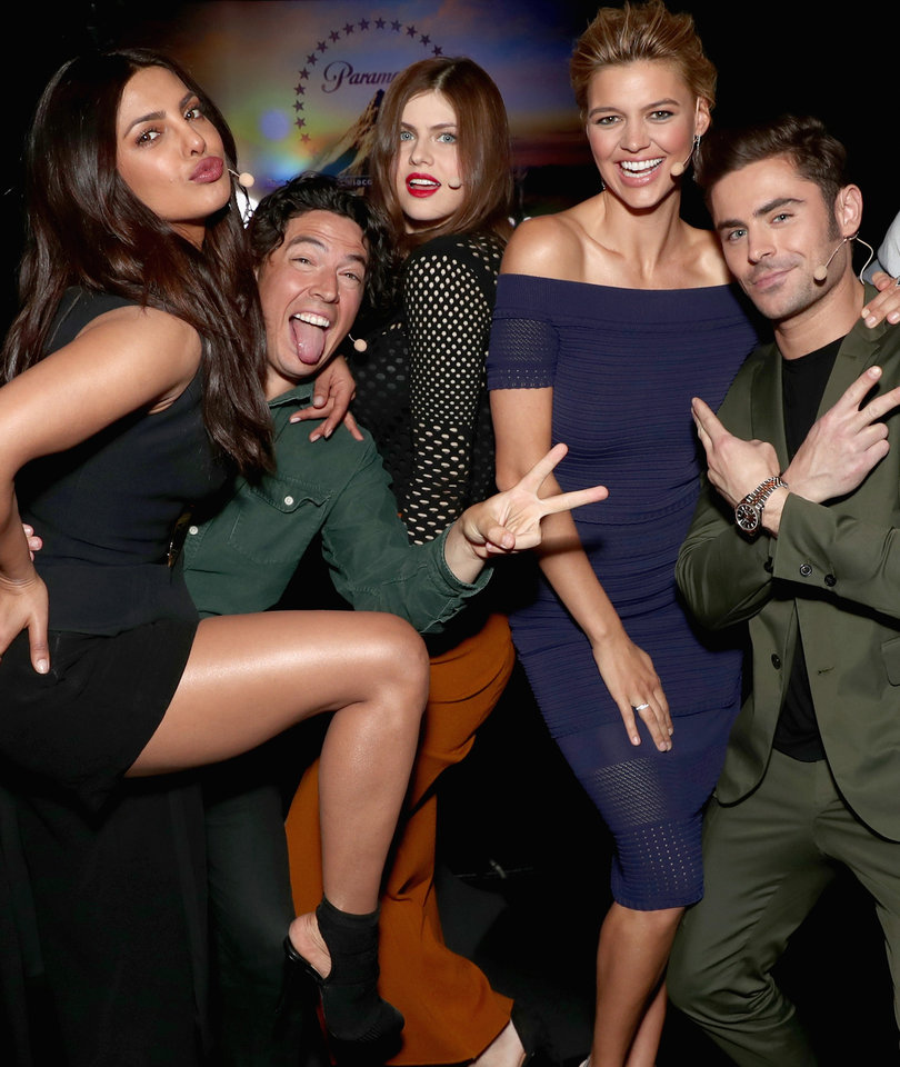 'Baywatch' Cast Gets Wild at CinemaCon In Today's Hot Photos