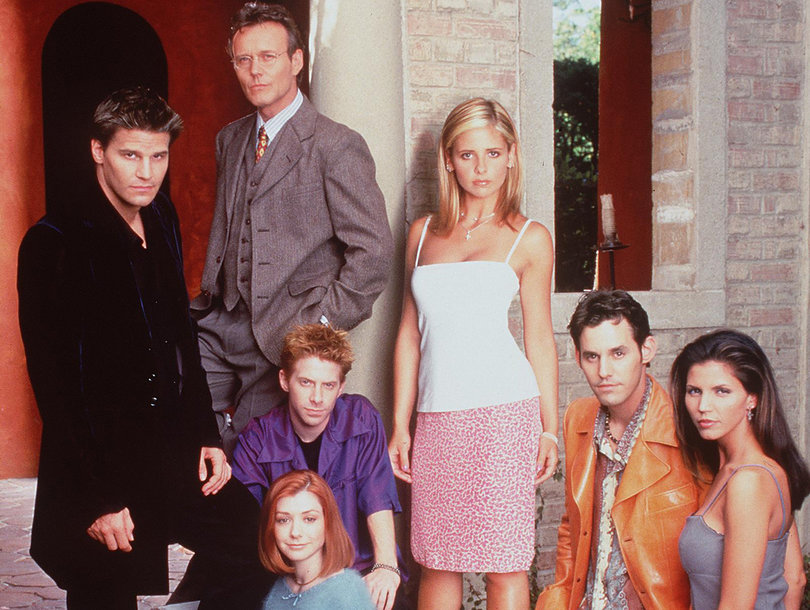 'Buffy the Vampire Slayer' Cast Reunites for 20th Anniversary (Photos & Video)