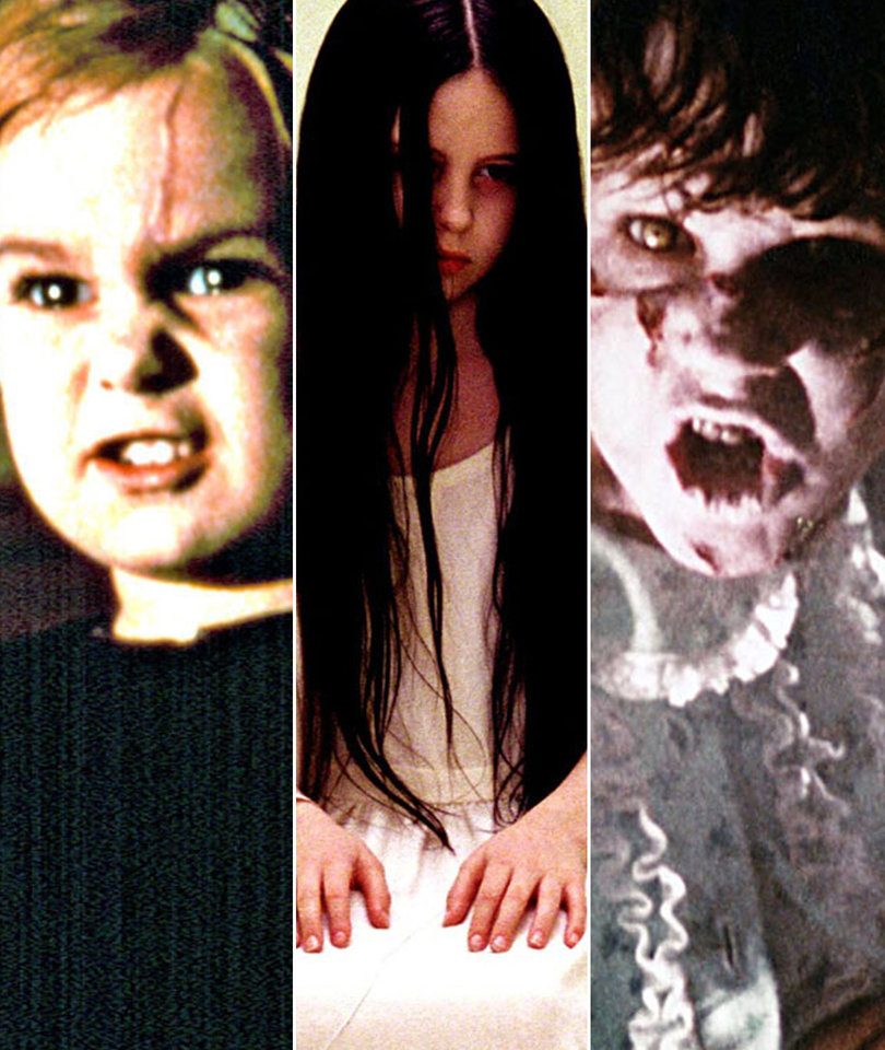 32 Classic Horror Movie Kids: See What They Look Like Now
