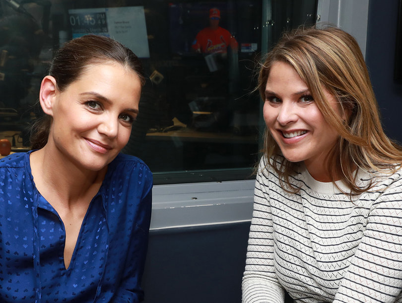 Why Hillary Clinton's Election Loss 'Hurt' Katie Holmes' Daughter Suri 'So Much'