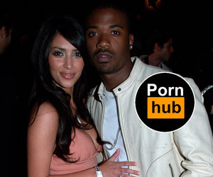Pornhub Honors Its No. 1 Pornstar Kim Kardashian on 10th Anniversary of Ray J Sex Tape…