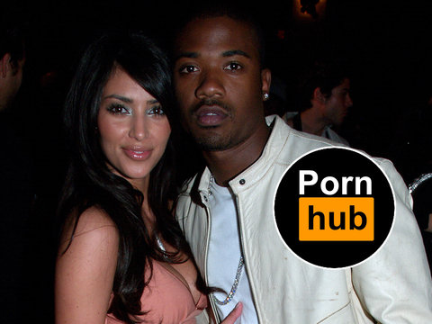 Pornhub Honors Its 'No. 1 Pornstar' Kim Kardashian on Sex Tape's 10th Anniversary (Photo)