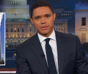 Trevor Noah Thinks Trump Wants to Destroy Environment Because 'He Must Really…