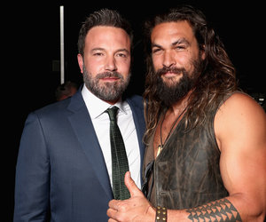 Ben Affleck and Jason Momoa Make One Handsome Duo In Today's Hot Photos