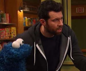 Billy Eichner Accosts Big Bird on 'Sesame Street' Spoof of 'Billy on the…