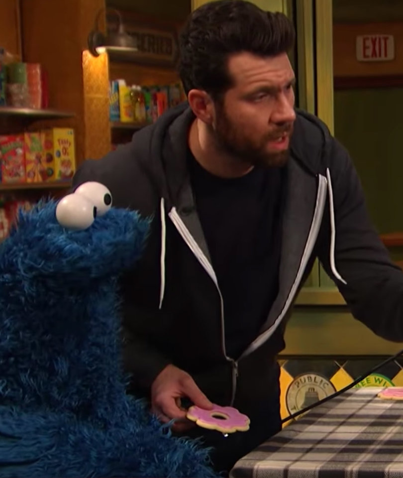 Billy Eichner Accosts Big Bird In 'Sesame Street' Spoof of 'Billy on the…