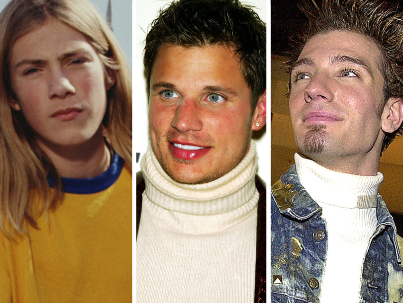 41 Famous Boy Banders and Teen Idols: Then & Now