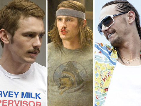 The 14 Most James Franco-y Roles That James Franco Has Ever Played