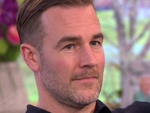 Van Der Beek Dissed Over Post-'Dawson's Creek' Career In Bizarre Live Interview (Video)