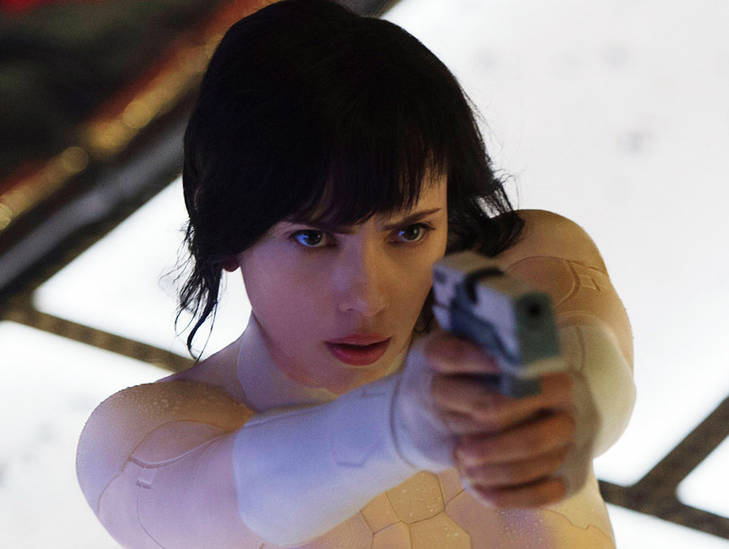 'Ghost in the Shell' Rotten Tomato Score Plummets (Updated)