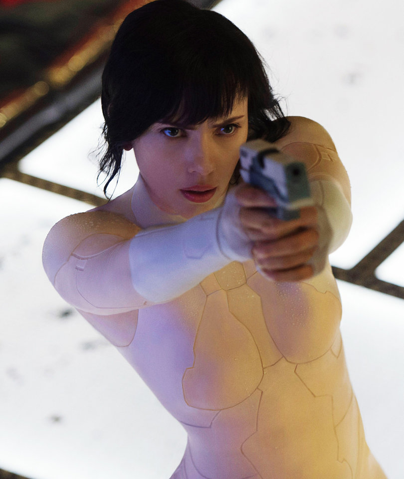 Did Whitewash Ruin ScarJo's 'Ghost in a Shell?': TooFab Review