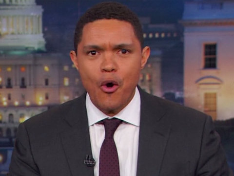 Trevor Noah Blasts Ivanka Trump as 'A Liar' for Taking White House Gig (Video)