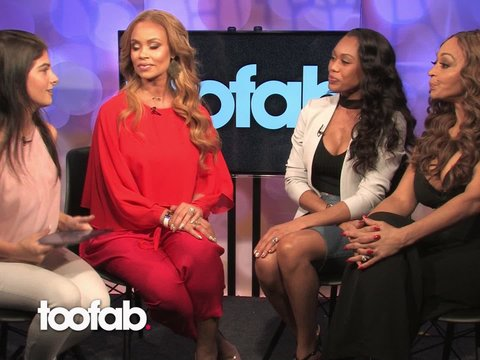 'Real Housewives of Potomac' Cast Spills Secrets Round of 'Never Have I Ever'