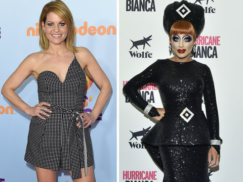 Candace Cameron Bure Fires Back at 'RuPaul's Drag Race' Star Bianca Del Rio Over…