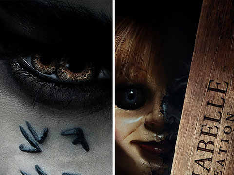 Horror Fans Score with Release of 'The Mummy' and 'Annabelle: Creation' Trailers