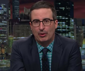 John Oliver Can't Believe Trump's 'Stupid Watergate Found a Way to Get Even…