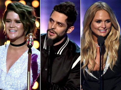 Academy of Country Music Awards 2017: The Complete Winners List (Updating)