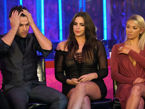5 Jaw Droppers From 'Vanderpump Rules' Reunion (Video)