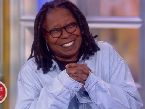 'The View' Resurrects Trump 'Grab Her by the P---y' Tape for Sexual Assault Awareness…