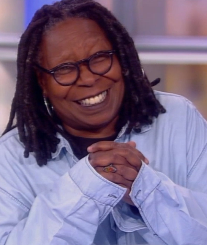 'The View' Resurrects Trump 'Grab Her by the P---y' Tape for Sexual Assault…
