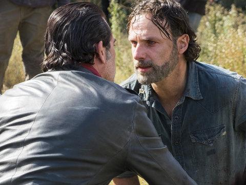 'Walking Dead' Showrunner Swears Next Season Will 'Melt People's Minds' (Video)