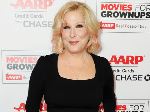 Bette Midler Slams Bill O'Reilly and Fox News Viewers for Having 'No Morality At All'