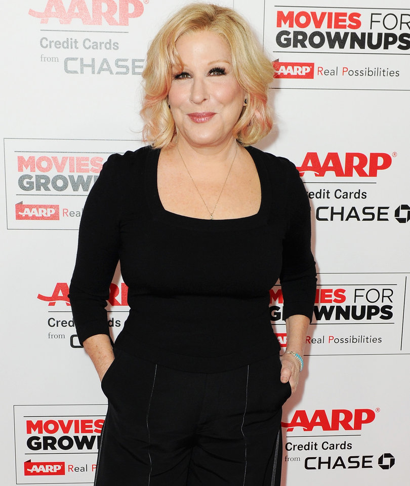 Bette Midler Slams Bill O'Reilly and Fox News Viewers for Having 'No Morality…