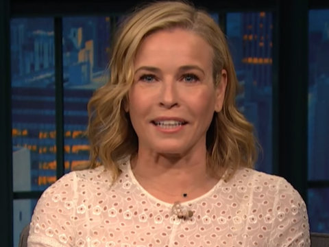 Chelsea Handler Suspects 'Soulless,' 'Spineless' Sean Spicer Has Chronic 'Diarrhea'…