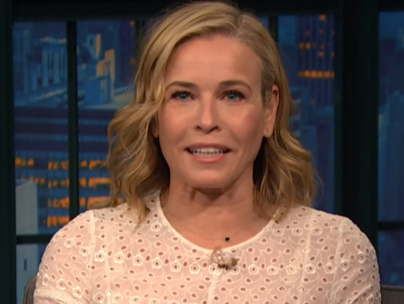 Chelsea Handler Suspects 'Soulless,' 'Spineless' Sean Spicer Has Chronic…