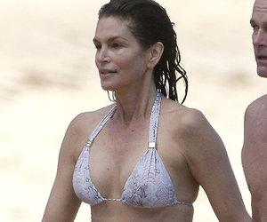 Fab at 51: Cindy Crawford's Still Got It In a Bikini on Vacation