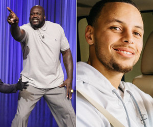 NBA Invades Late Night: Shaq Lip Sync Battle and Steph Curry Carpool Karaoke