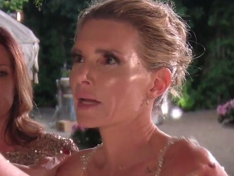 Eden Sassoon Explodes on Lisa Rinna in 'RHOBH' Finale (Video)