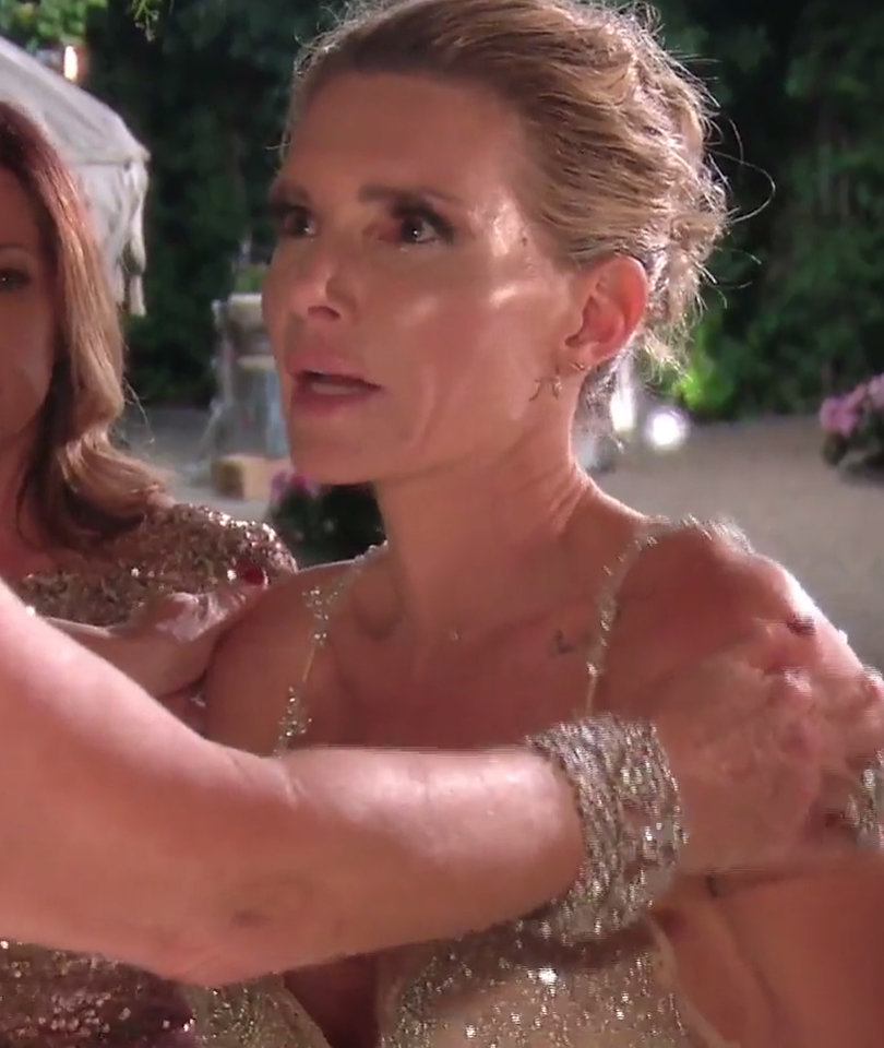 Eden Sassoon Explodes on Lisa Rinna in 'RHOBH' Finale (Video)