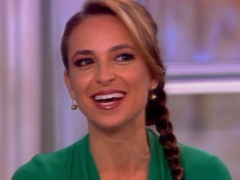 'The View's' Jedediah Bila Reveals Fox News Dress Code: No Orange, No Pants
