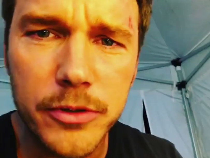 Chris Pratt Raps 'What's My Snack?' And It's the Best Thing You'll Watch Today (Video)